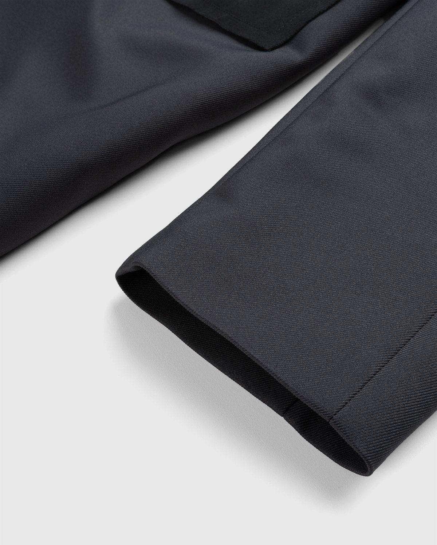 Maison Margiela – Memory Of Twill Coat Dark Grey - Image 7