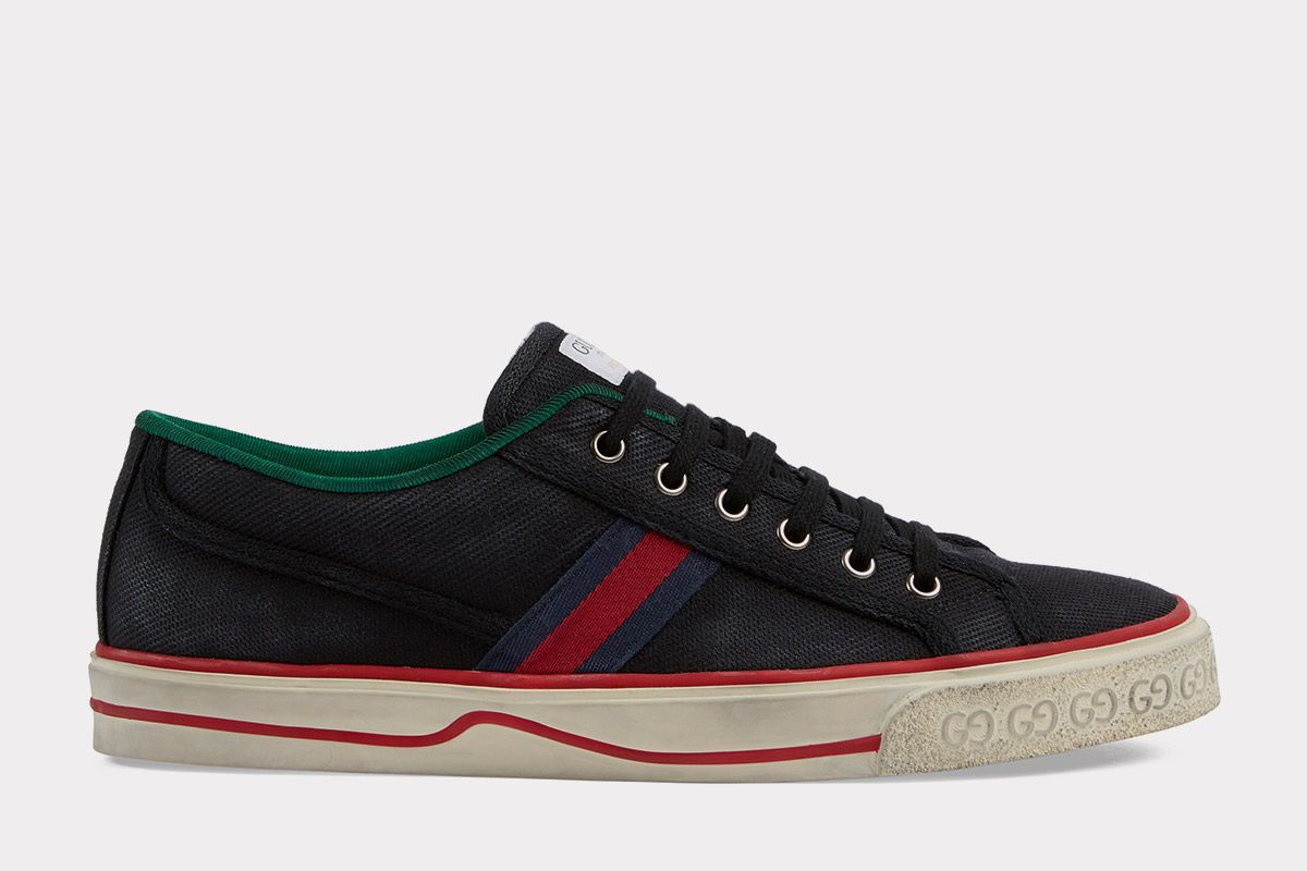 Gucci's Newest Sneaker Is Releasing in Miami for Art Basel 6