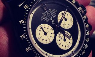 fragment design x Bamford Watch Department Rolex Daytona – A First Look