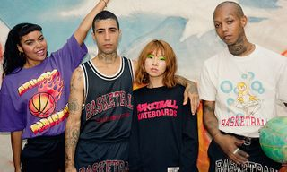 Jacuzzi Debuts '90s Skate-Inspired Brand Basketball Skateboards