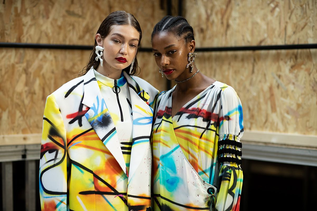 Off-White™ Recycles Streetwear's Past to Make Fashion's Future for SS20