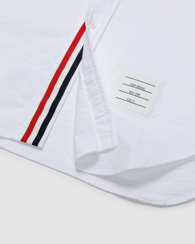 Colette Mon Amour x Thom Browne - White Eiffel Classic Shirt - Image 4