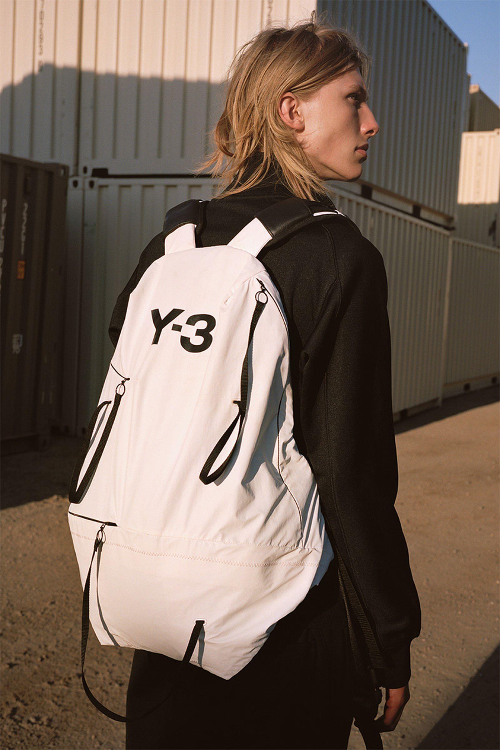 y 3 ss19 collection lookbook Adidas y-3 yohji yamamoto