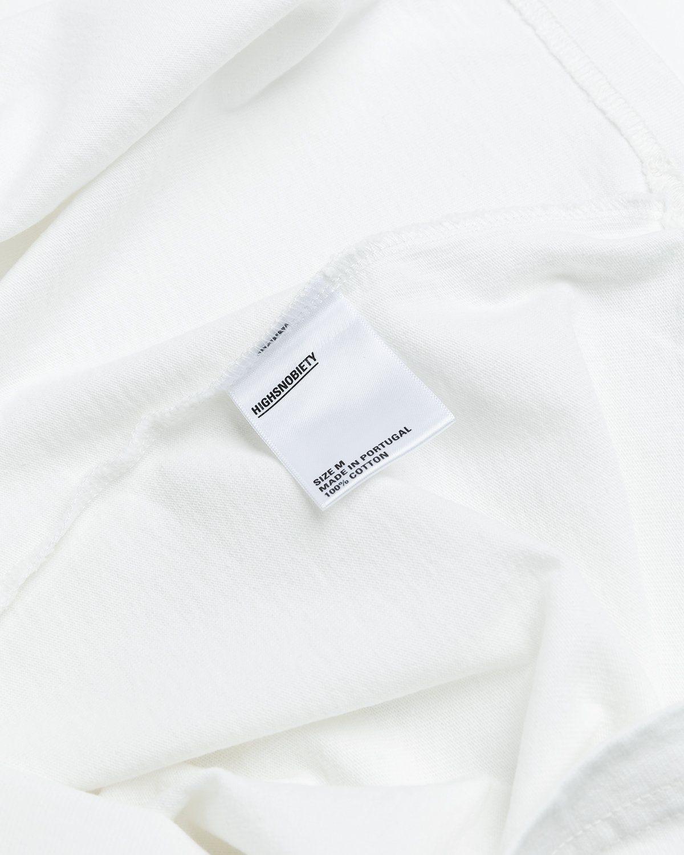 Highsnobiety x Keith Haring – T-Shirt White - Image 5