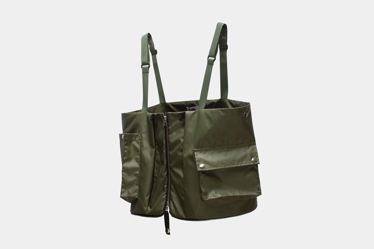 Phase Vest / Tote Bag