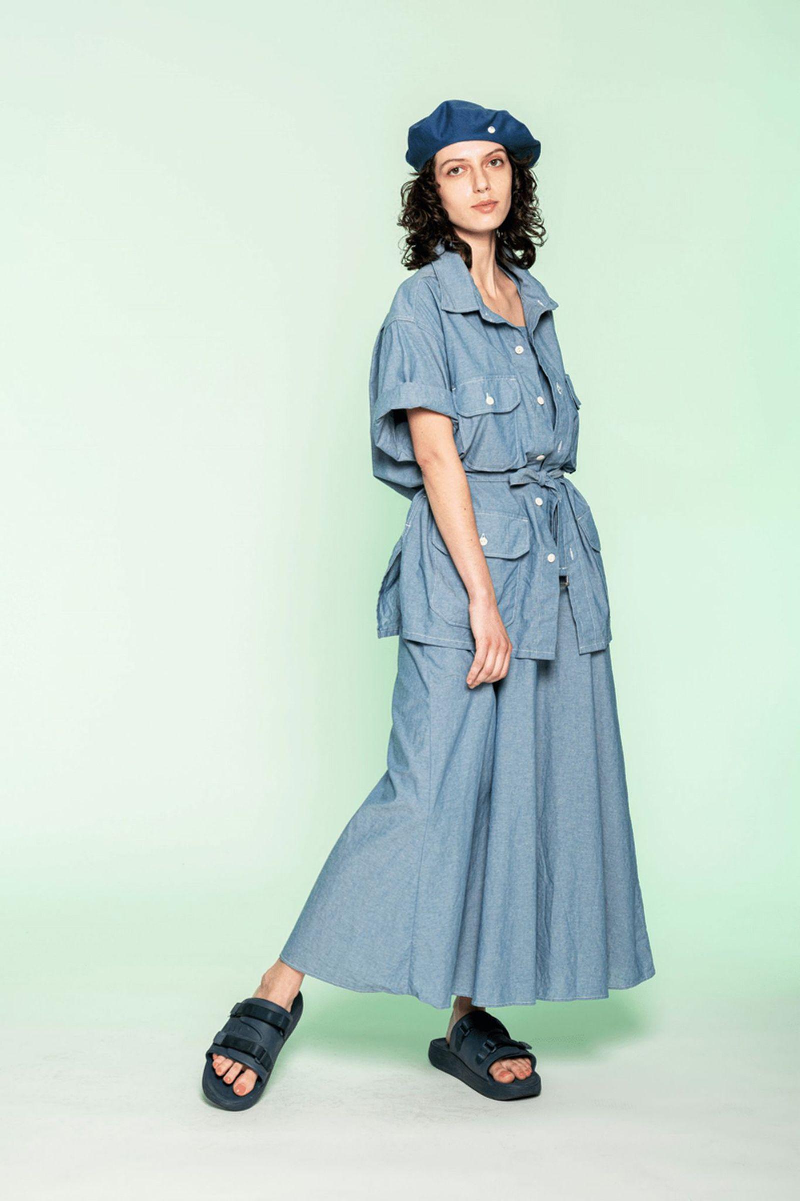 engineered garments spring summer 2022 collection lookbook (24)