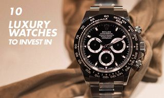 10 Luxury Watches Actually Worth the Investment