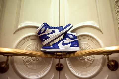 655be9f69a1 Here's Your Shot at Winning a Pair of the Ultra Rare colette x Air Jordan 1