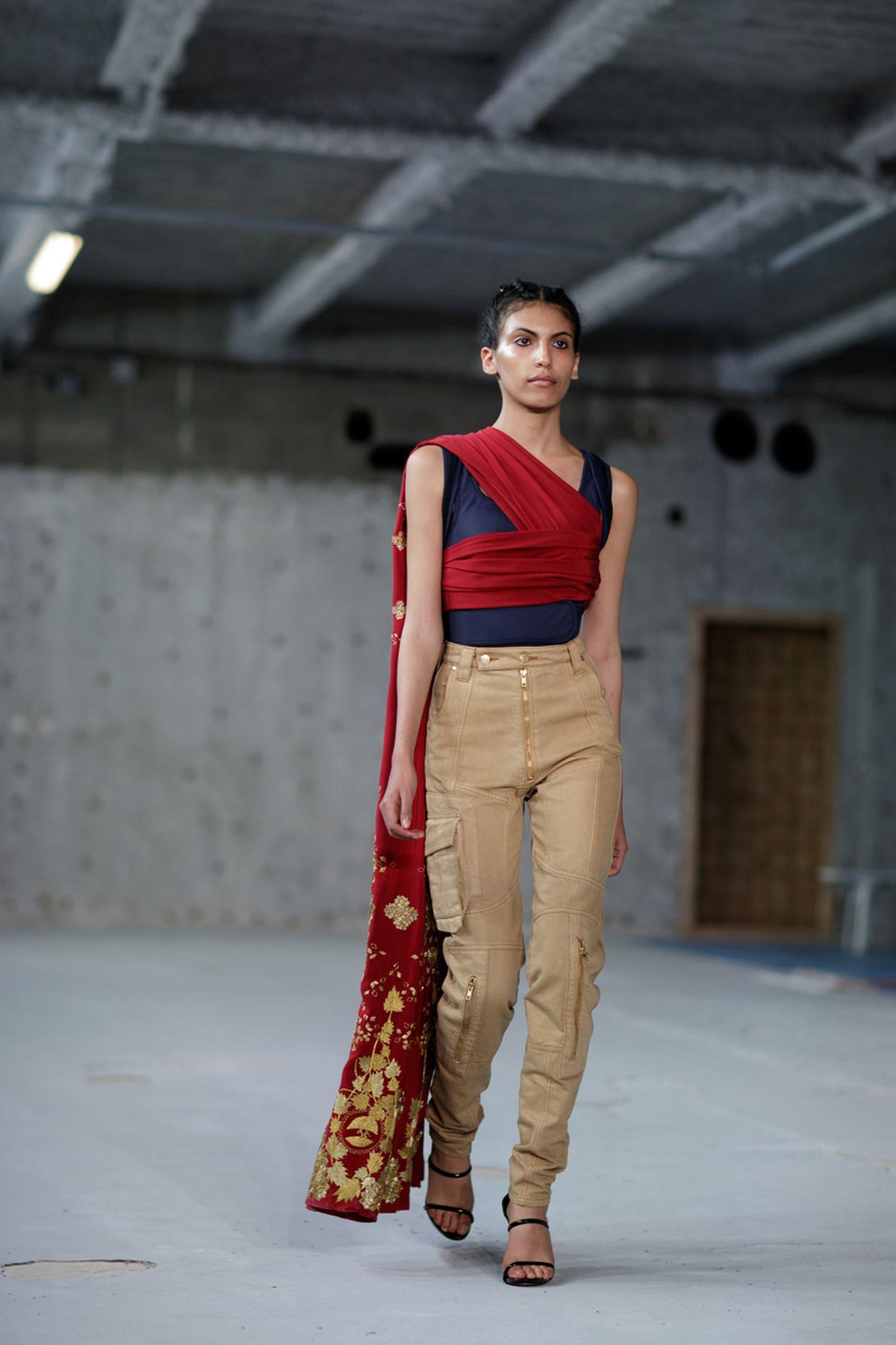 gmbh ss19 PFW18 paris fashion week runway
