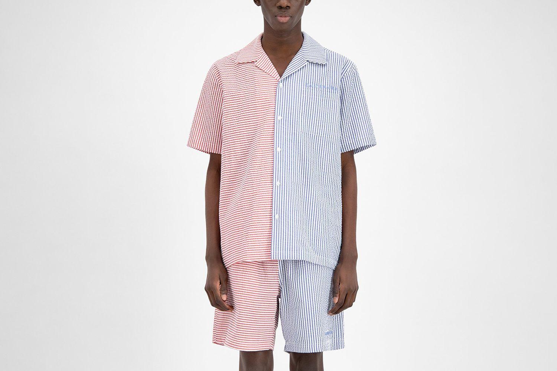 Striped Reseer Shirt