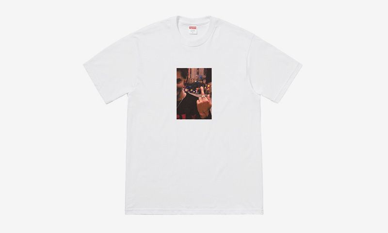 240da6a8b585 Supreme is Dropping a 'BLESSED' T-Shirt, DVD & Photobook