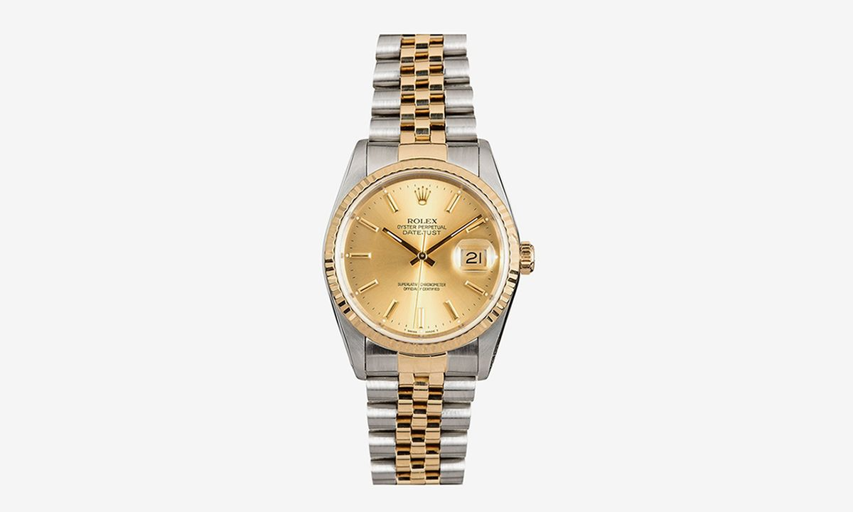 Here's Your Chance to Cop a Classic Rolex Watch for $1,000