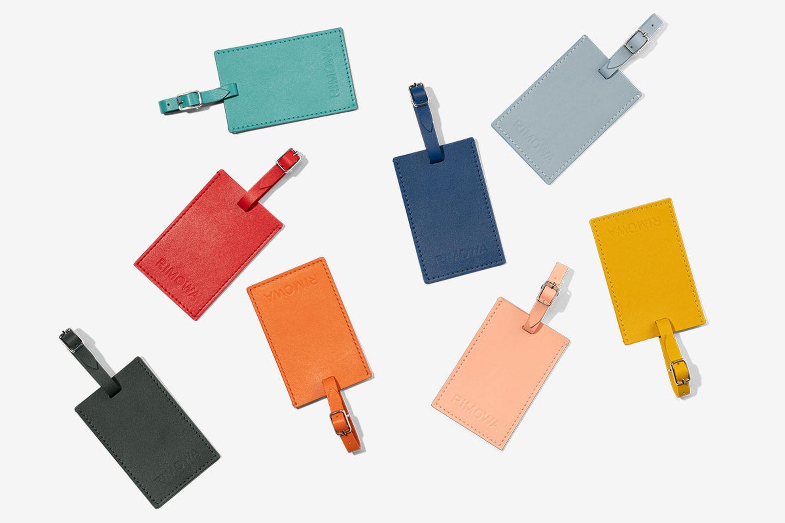 rimowa colorful luggage tags