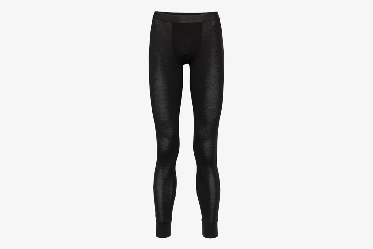 Affiliate Marketing Stretch Jersey Thermal Leggings