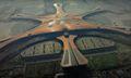 Zaha Hadid's Giant Starfish Airport Opens in Beijing