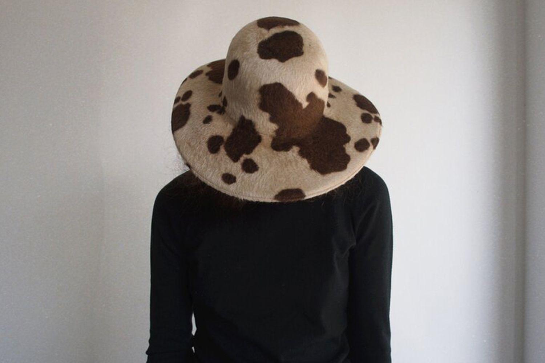 Shag 'Baldwin' Hat