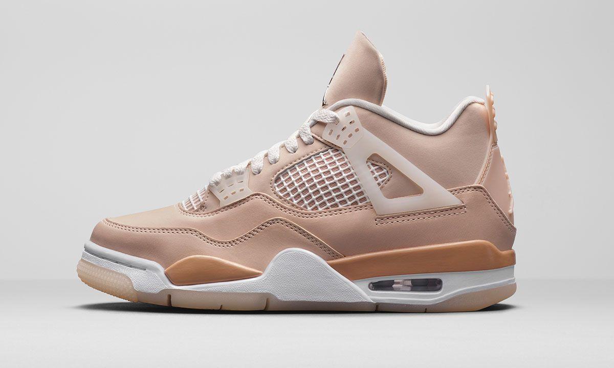 "Nike Air Jordan 4 Fall 2021 ""Makeup"": Official Images & Info"