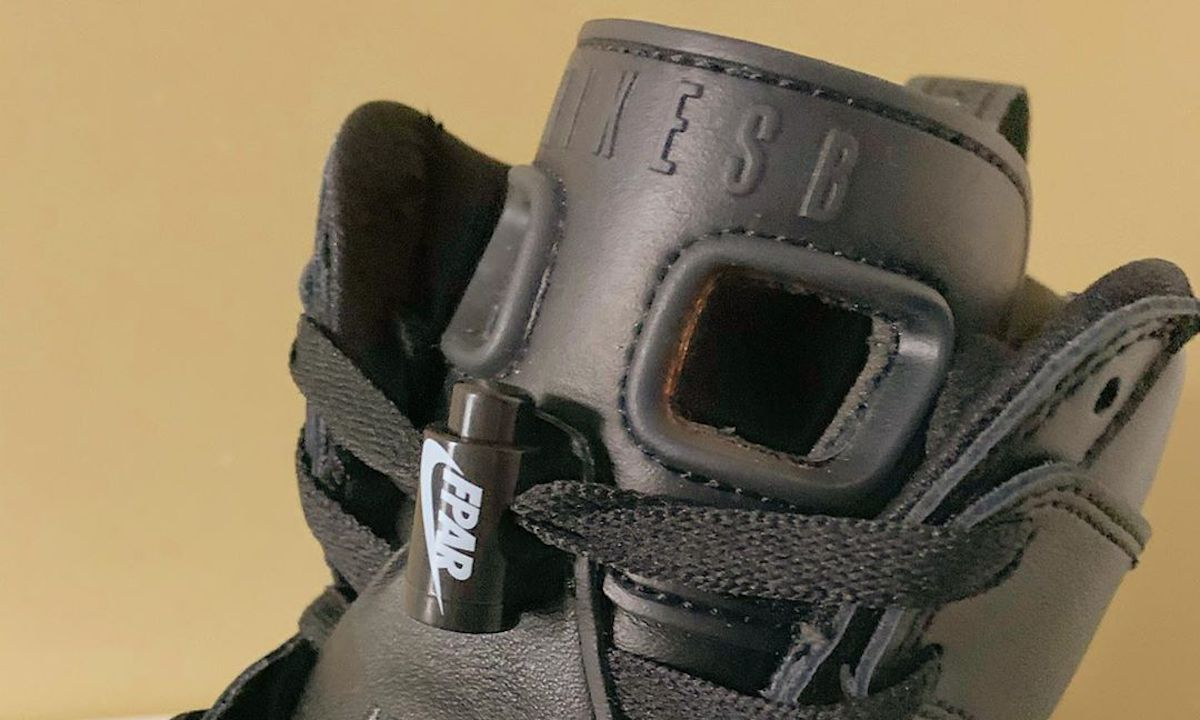 FORTY PERCENT AGAINST RIGHTS Hits the Nike SB Dunk With an Air Jordan 6 Tongue