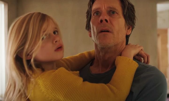 Kevin Bacon You Should Have Left trailer