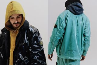 3cc3ad2144154 Supreme & Stone Island Unveil Technical SS19 Collaboration