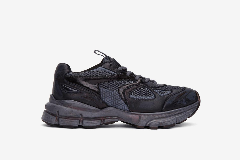 Dip-Dye Marathon Sneakers