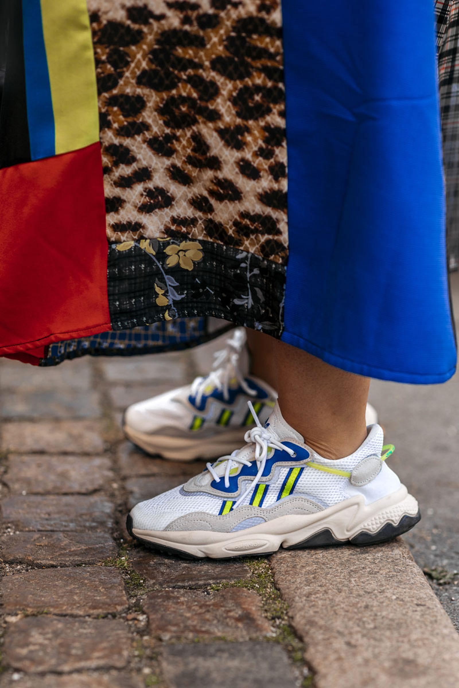 MSS20 Copenhagen StreetStyle Sneakers 12 Copenhagen Fashion Week SS20 New Balance adida