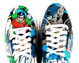 sale retailer ec772 66eb0 Superga x DC Comics Sneakers. By David Fischer in Sneakers  Jun 22, 2010  0  Comments. 11 more