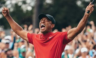 Nike Celebrates Tiger Woods' Masters Win With Emotional Ad