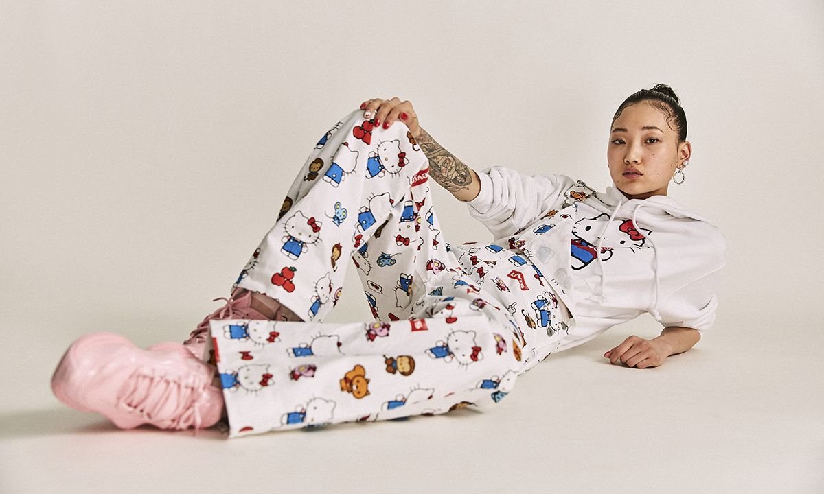 Levi's Launches Hello Kitty Collab: Buy It Here