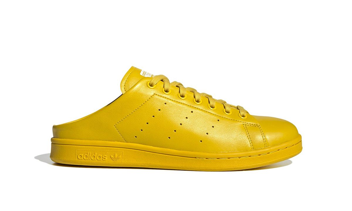 Adidas Turns The Stan Smith Into A Mule