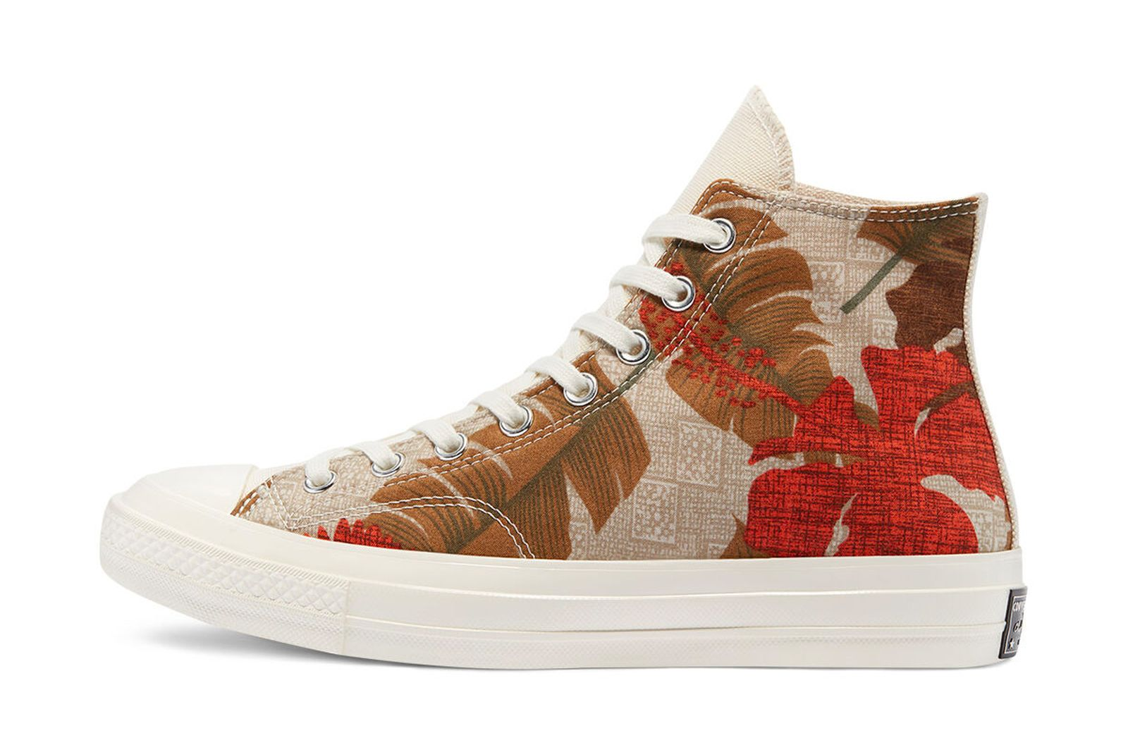 Beyond Retro x Converse Chuck 70 Tropical Shirts: How to Buy Now