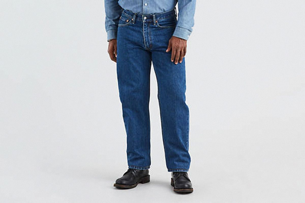 550 Relaxed Fit Jeans