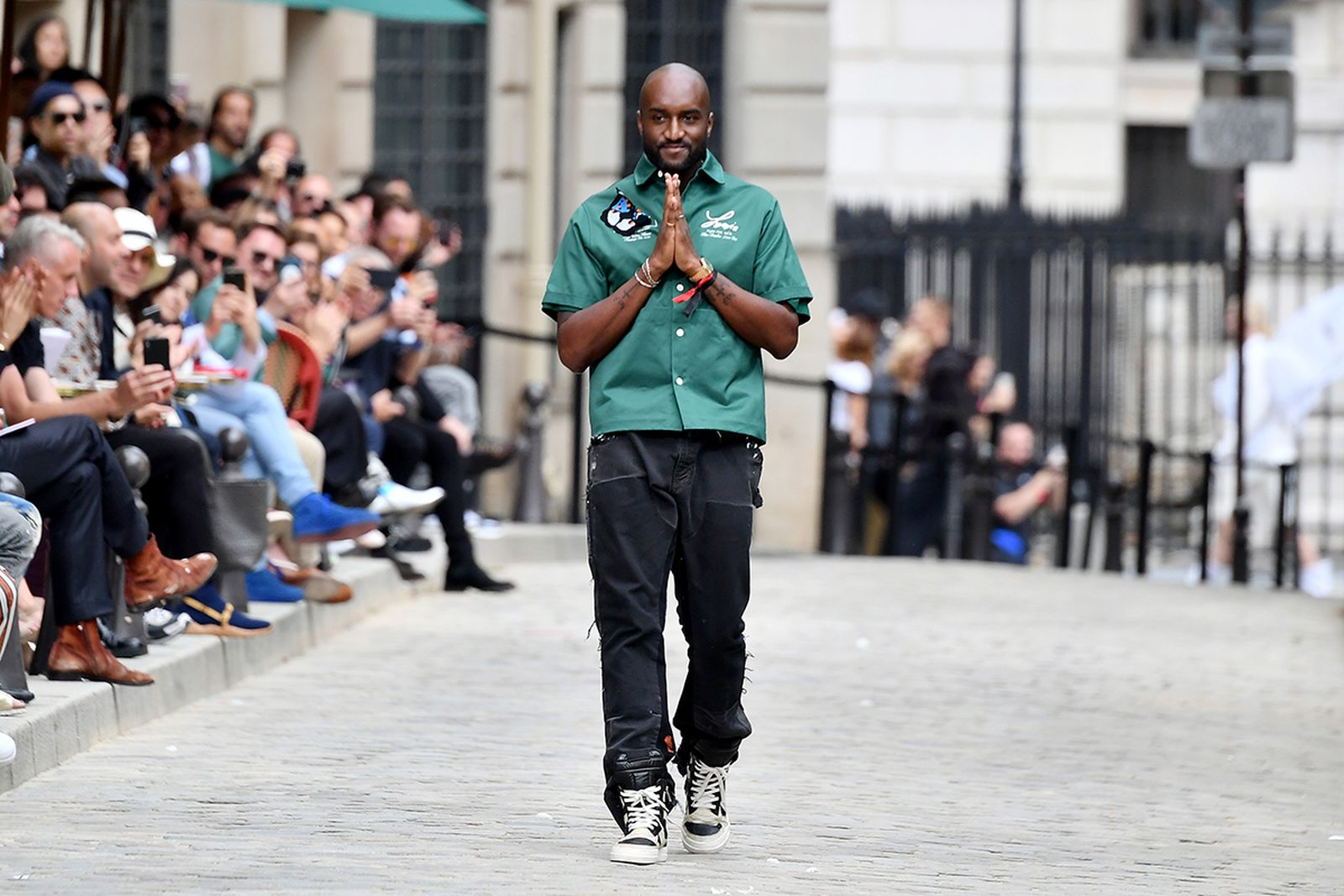 New Guards Group OFF-WHITE c/o Virgil Abloh farfetch