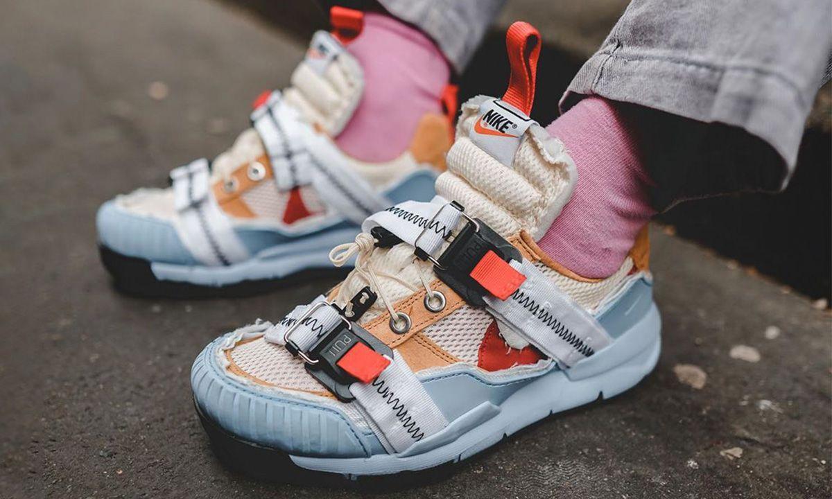 Tom Sachs' Mars Yard Overshoe & More Best Instagram Sneaker Shots