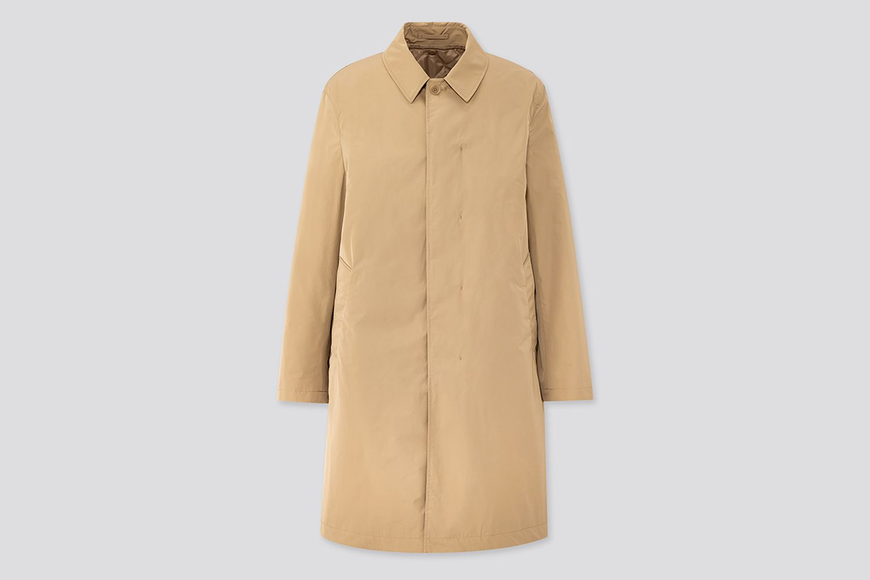 2-Way Single Breasted Coat
