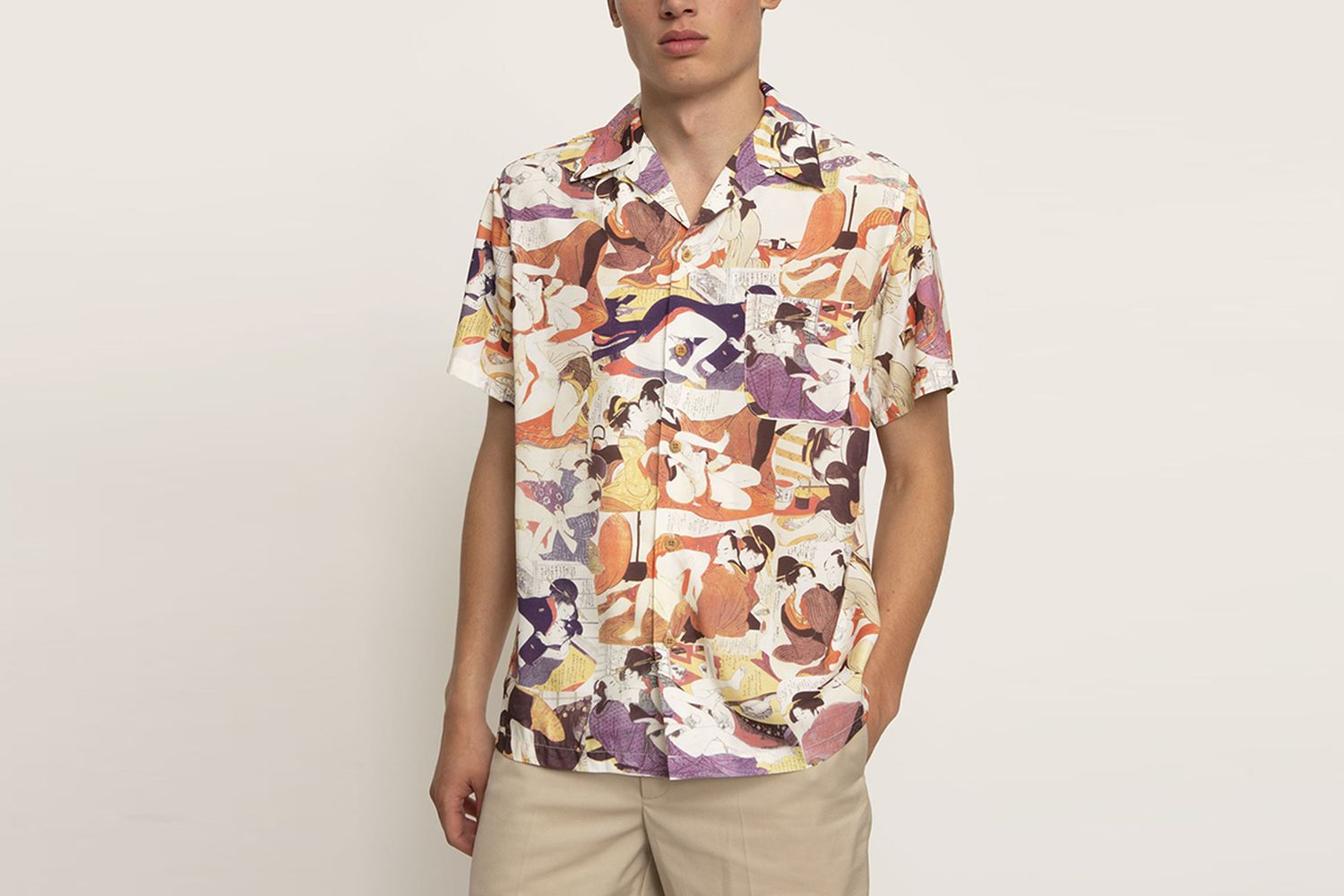 Hawaiian Shirt S/S