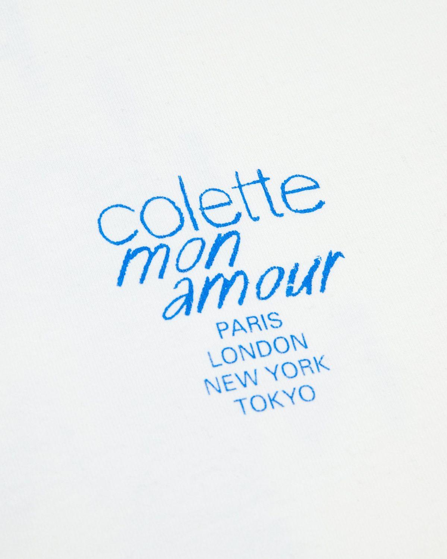 Colette Mon Amour - City Series T-Shirt White - Image 4