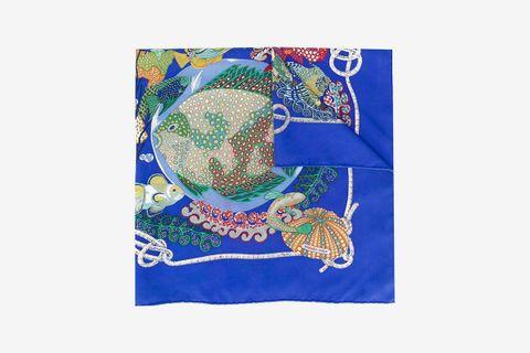 1992's Les Grands Fonds scarf