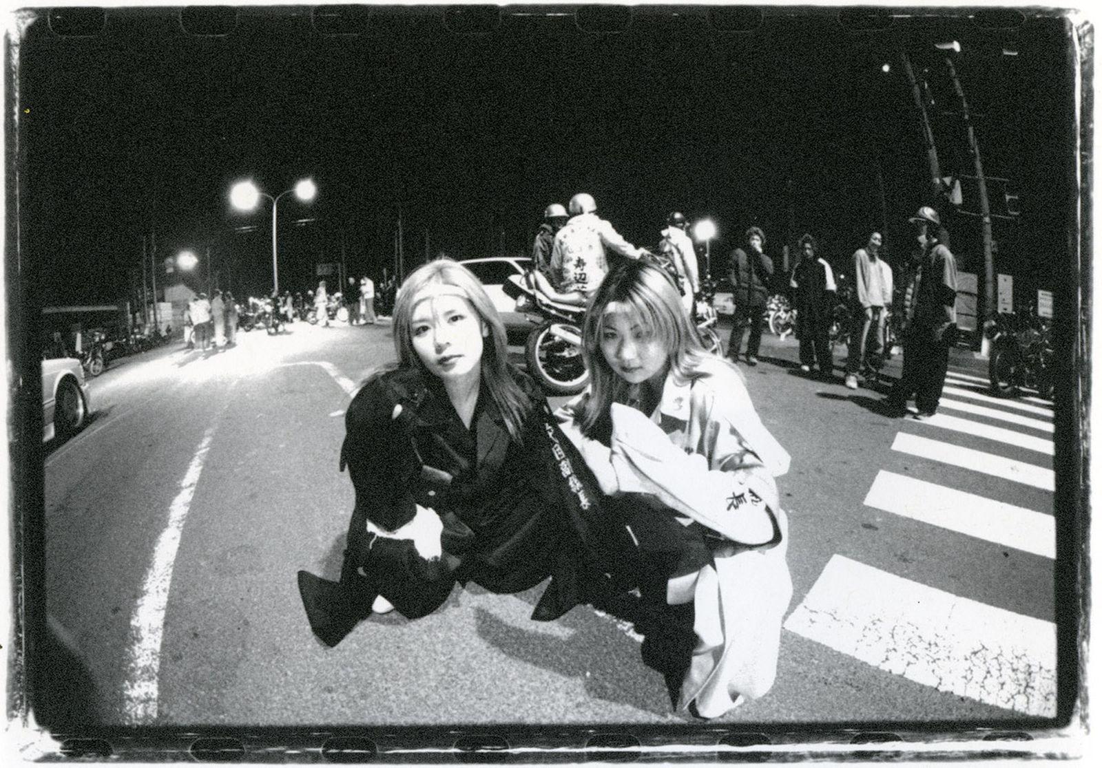 bosozoku the stylish legacy of japans rebel motorcycle gangs estevan oriol