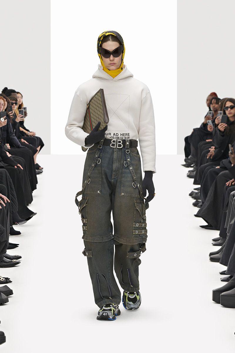 "Balenciaga's ""Clones"" Collection Is the Perfect Response to the ""Gucciaga"" Hack"