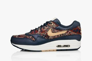 "online retailer d793a ac116 Liberty x Nike Air Max 1 ""Bourton Liberty Print"" Holiday 2013"
