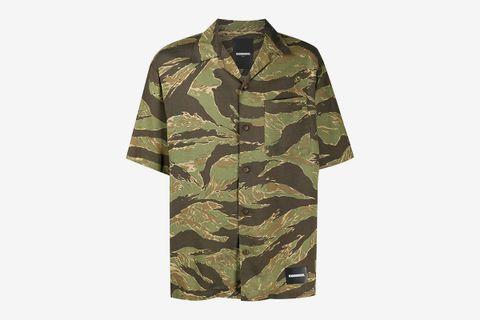 Aloha Tiger Print Shirt
