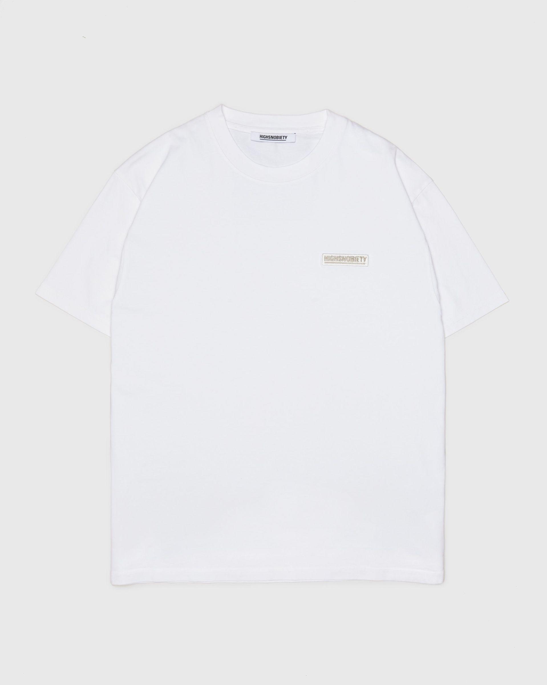 Highsnobiety Staples - T-Shirt White - Image 1