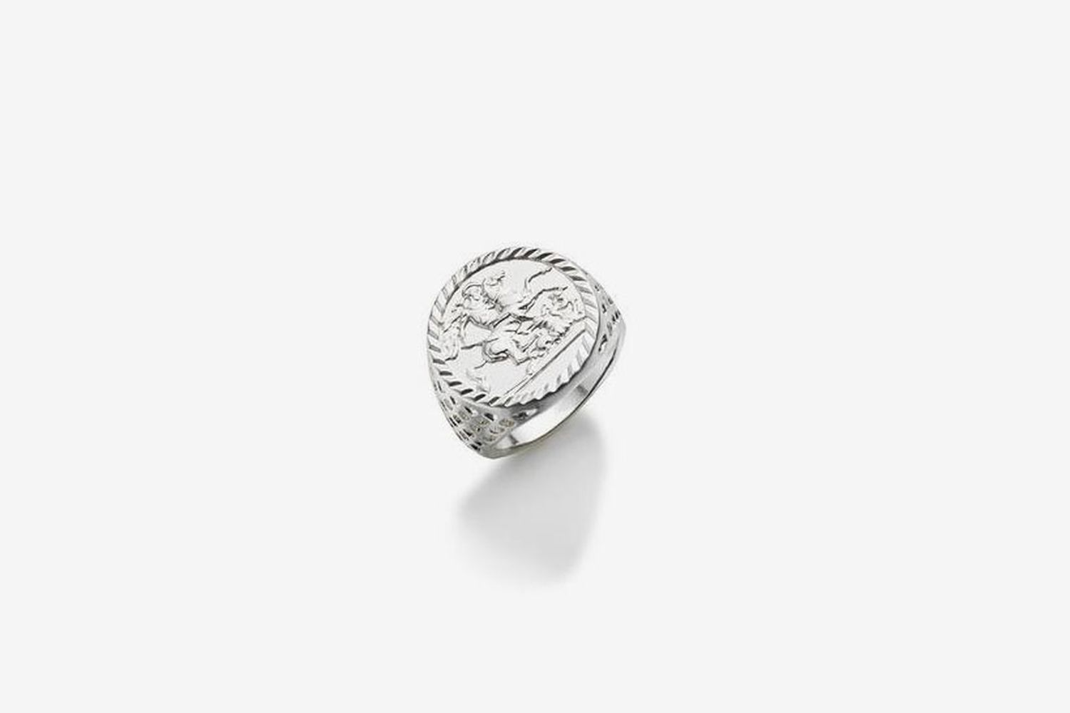 Old English Classic Ring