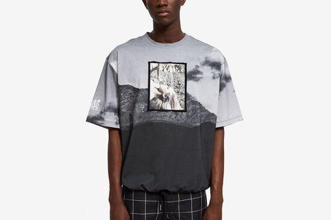Shinoyama Drawstring T-Shirt