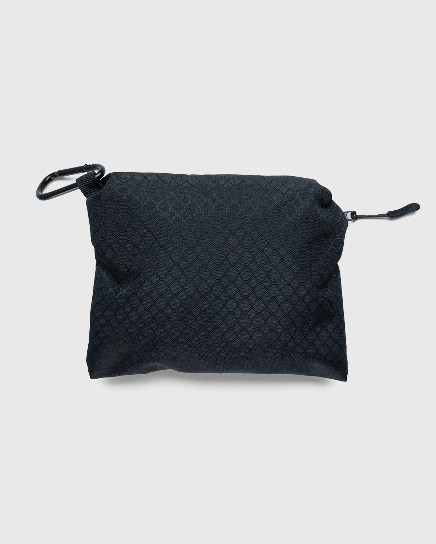 PATTA – Diamond Packable Tote Bag Black - Image 4