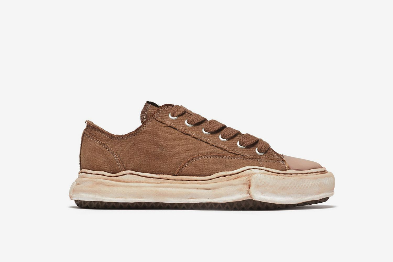Peterson Canvas Low-Top Trainers