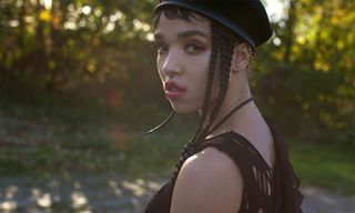 FKA twigs Launches Issue 3 of Her Instagram Magazine 'AVANTgarden'