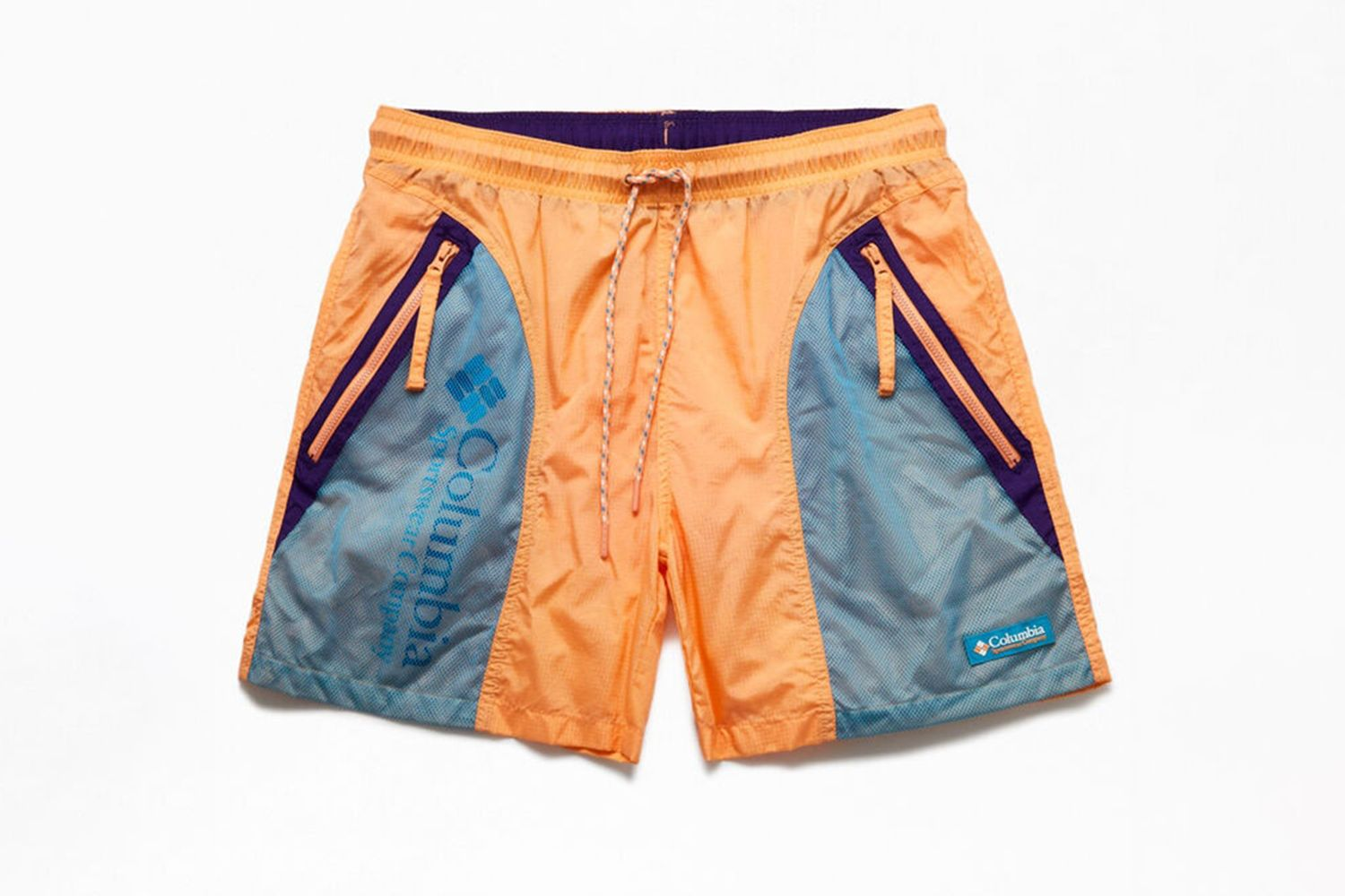 Riptide Nylon Shorts