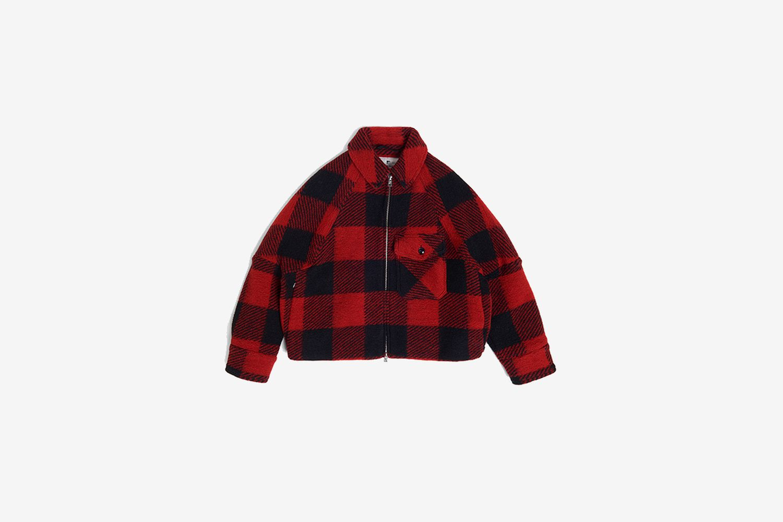 Wool Timber Overshirt